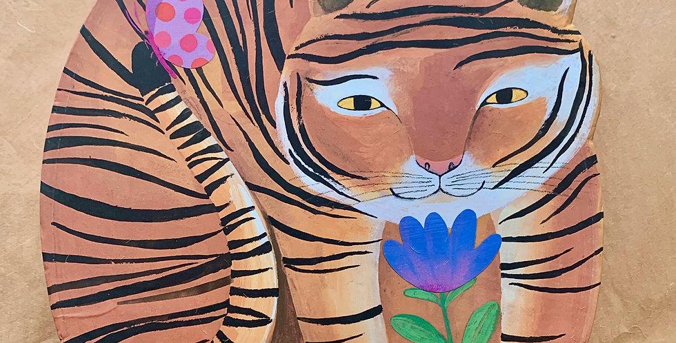 Tiger's Walk Puzzle by Deco