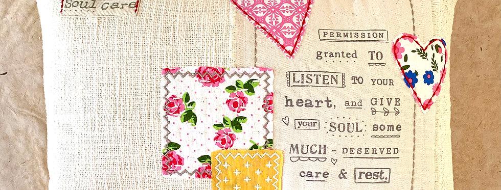 Soul Care Pillow