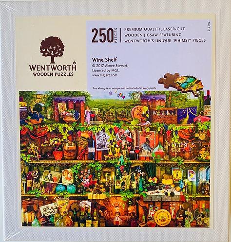 Wine Shelf - Wentworth Puzzle
