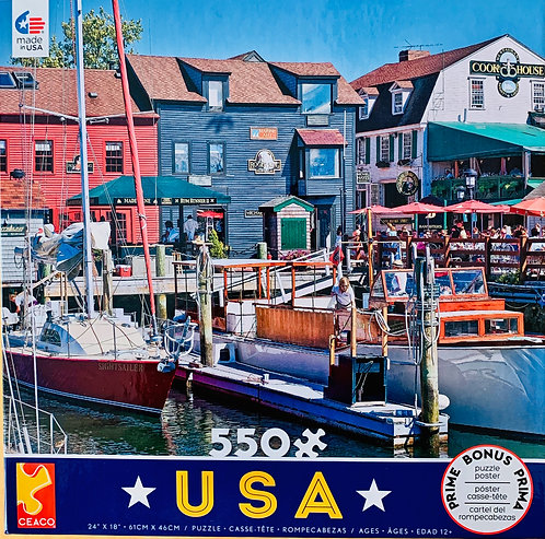 Newport Puzzle (USA)