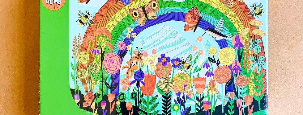 Pollinator Playground Puzzle