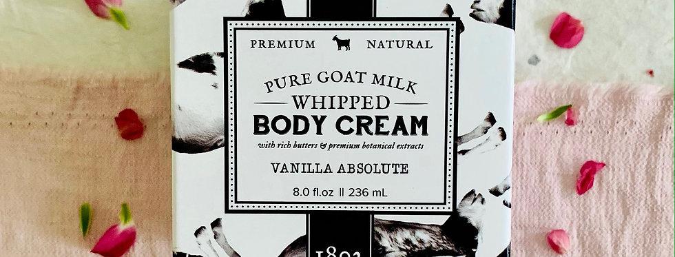 Beekman Vanilla Absolute Body Cream