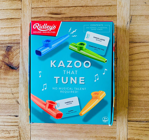 Kazoo That Tune!