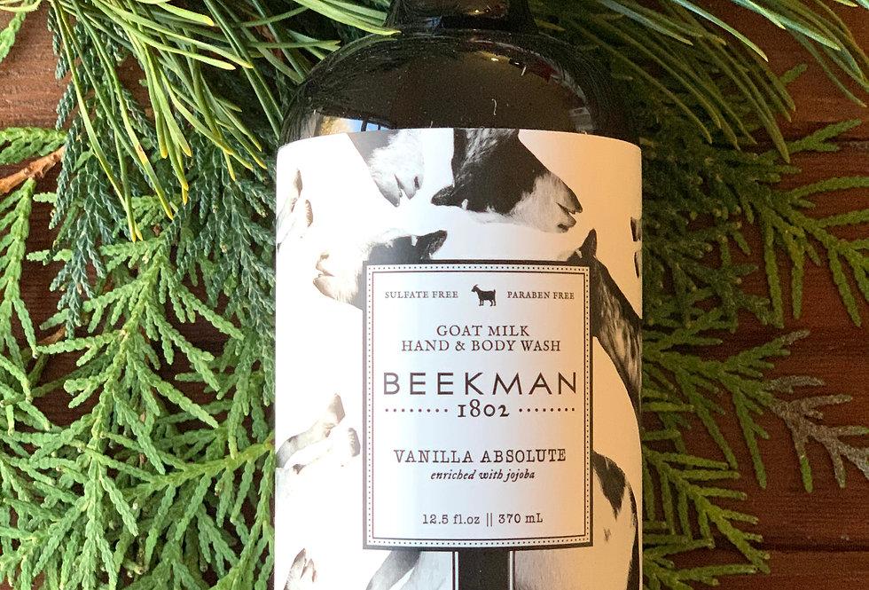 Beekman Vanilla Absolute Hand & Body Wash