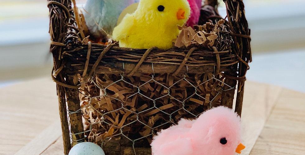 Wind-Up Easter Chicks