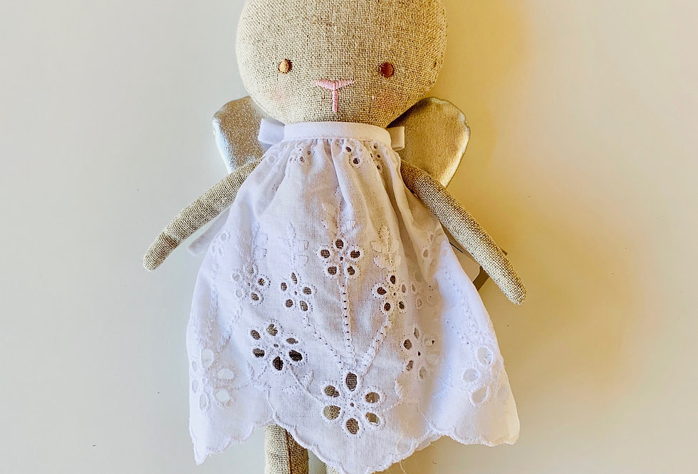 Baby Angel Bunny