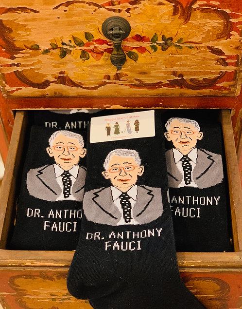 Dr. Fauci Socks