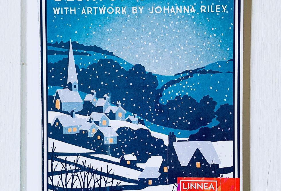"""Linnea Design Desk Calendar (5"""" x 7"""")"""