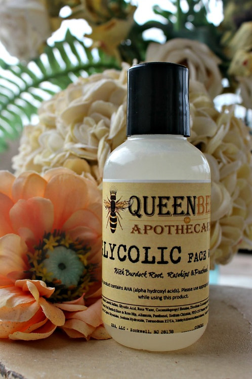 Glycolic Face Wash with Burdock Root