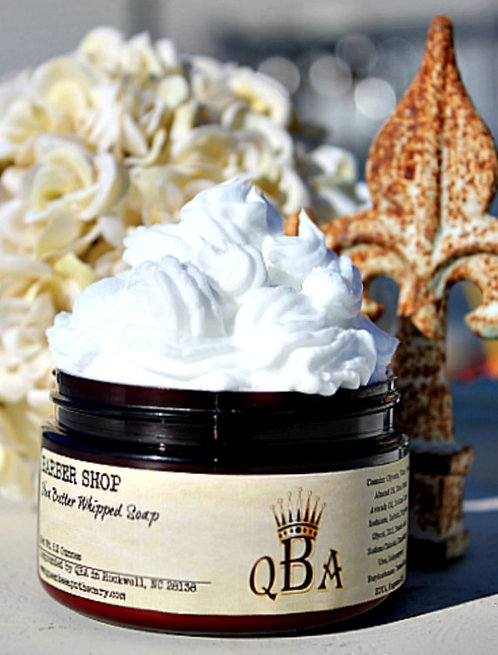 Shea Butter Whipped Soap