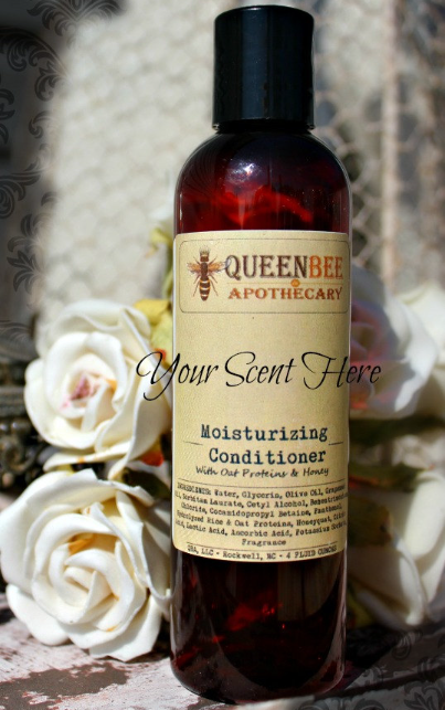 Moisturizing Conditioner 16oz - CHOOSE SCENT