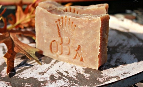 HONEY TOBACCO •  Cold Process Soap