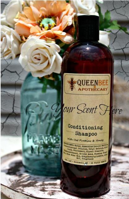 Conditioning Shampoo 16oz - CHOOSE SCENT