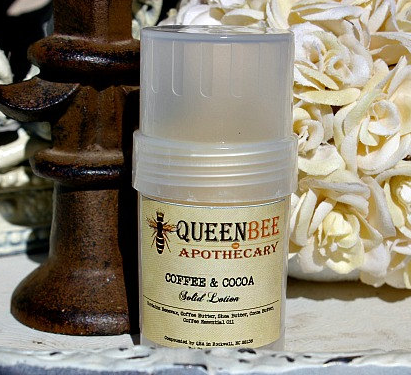 Coffee & Cocoa Solid Lotion - Pure Coffee Butter