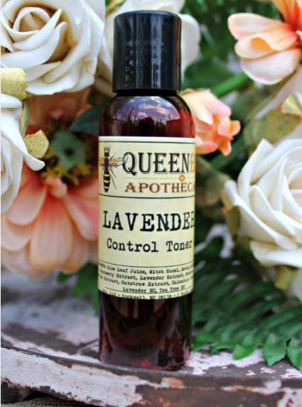Lavender CONTROL Toner