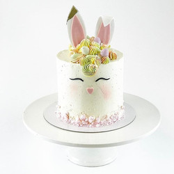 Frangipani bakery's Easter cake now available for pre order. Available in 2 sizes 8 people and also
