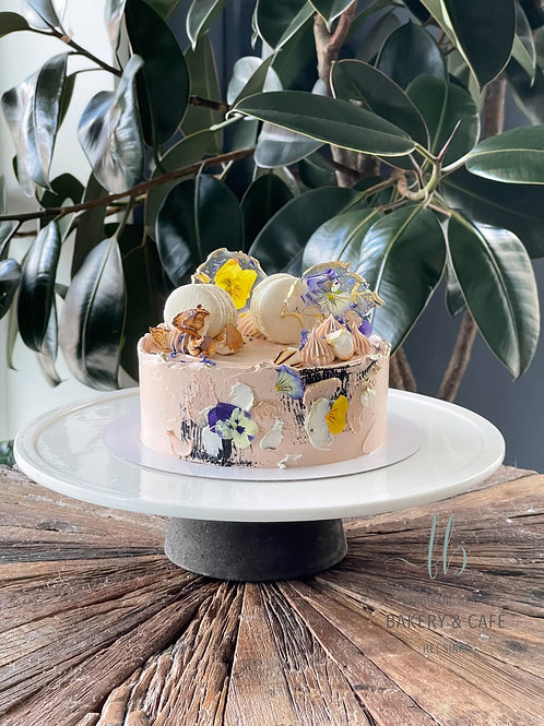 Äitienpäivä kakku 4-6hlö