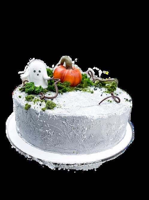 Halloween kakku