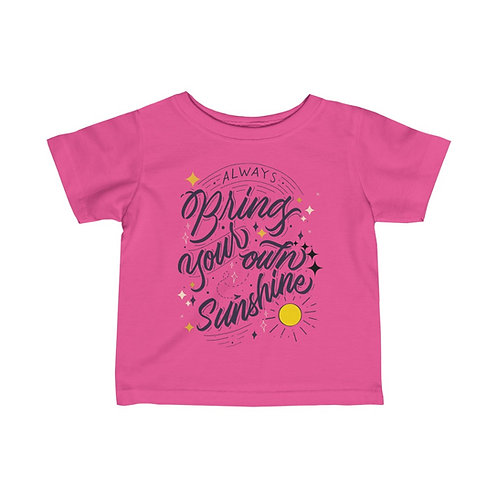 Baby Tee  Positive Quote
