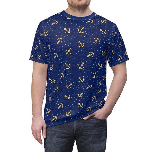 Nautical T-Shirt All Over Print | Unisex Tee