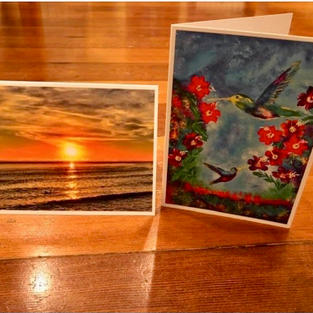 Beautiful Note Cards!