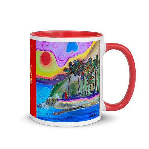 San Pedro California Mug | Royal Palms Beach Hidden Gem
