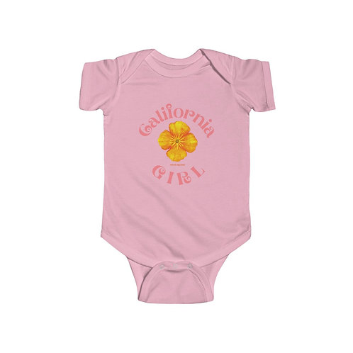 Baby Onesies California Girl