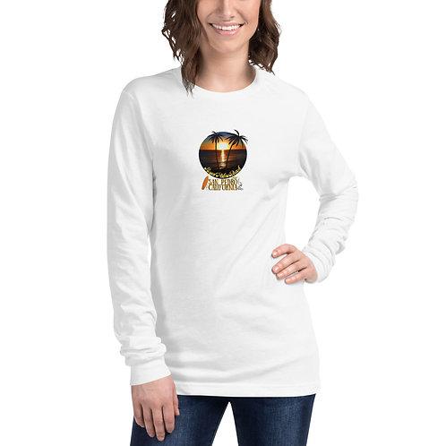 San Pedro California T-Shirt | Unisex Long Sleeve Tee Royal Palms Beach Logo