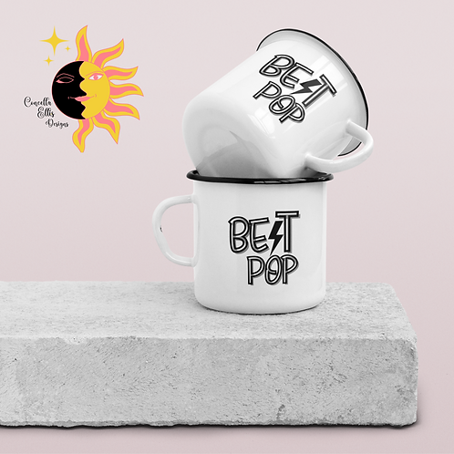 Mug For Pop, Father's Day, Gift For Pop, Best Pop