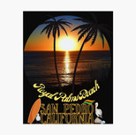 San Pedro California Royal Palms Beach B