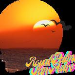 Sunset Royal Palms Beach San Pedro California