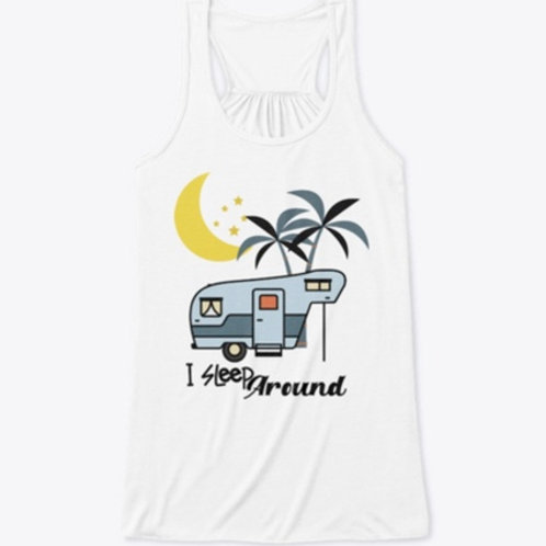 Women's Flowing Tank Top Camping TS