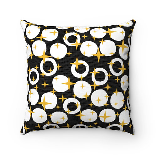 Pillow With Insert | Stars And Moons