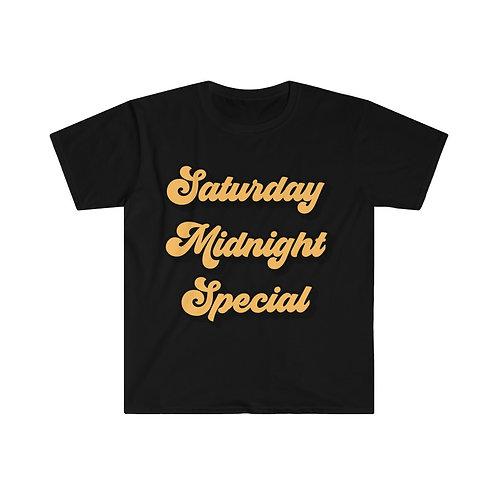 70s Rock N Roll Tees   Saturday Midnight Special   Nostalgic T-Shirt   Retro Tee