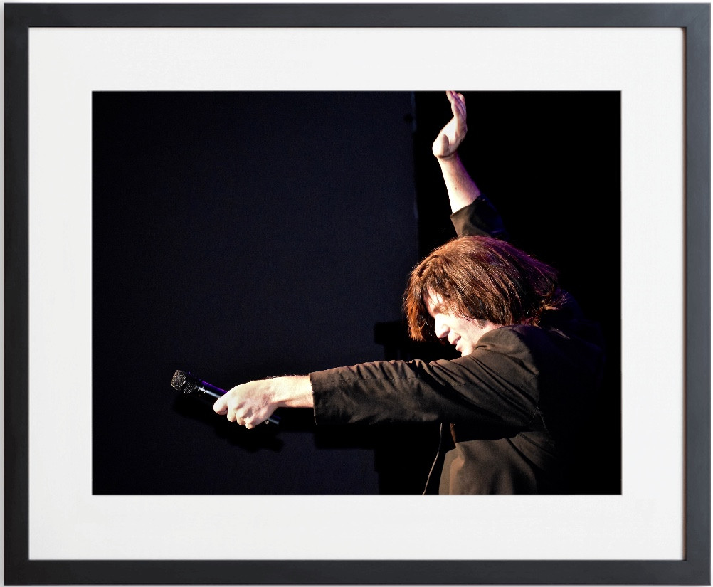 Jeff Salado Faithfully Live Journey Tribute Large Sydney Frame Phtography By Concetta Ellis