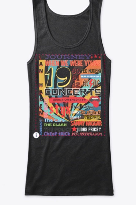 Tank Top When We Were Young Women's | Fitted