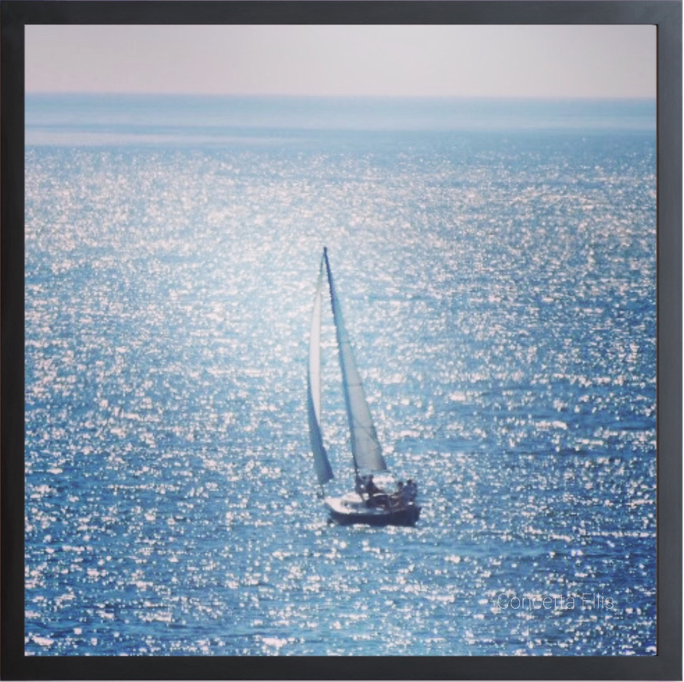 SAILBOAT 01 Photography By Concetta Ellis