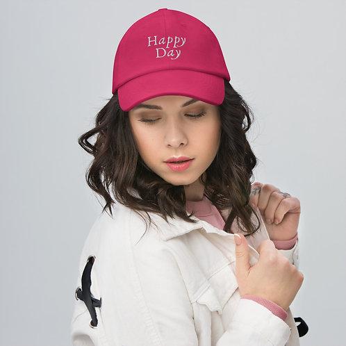 Happy Day Cotton Cap