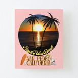 San Pedro California Royal Palms Park Co