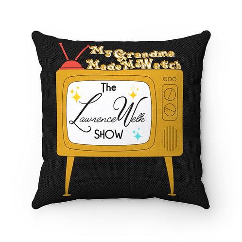 Pillow | Retro Square Pillow
