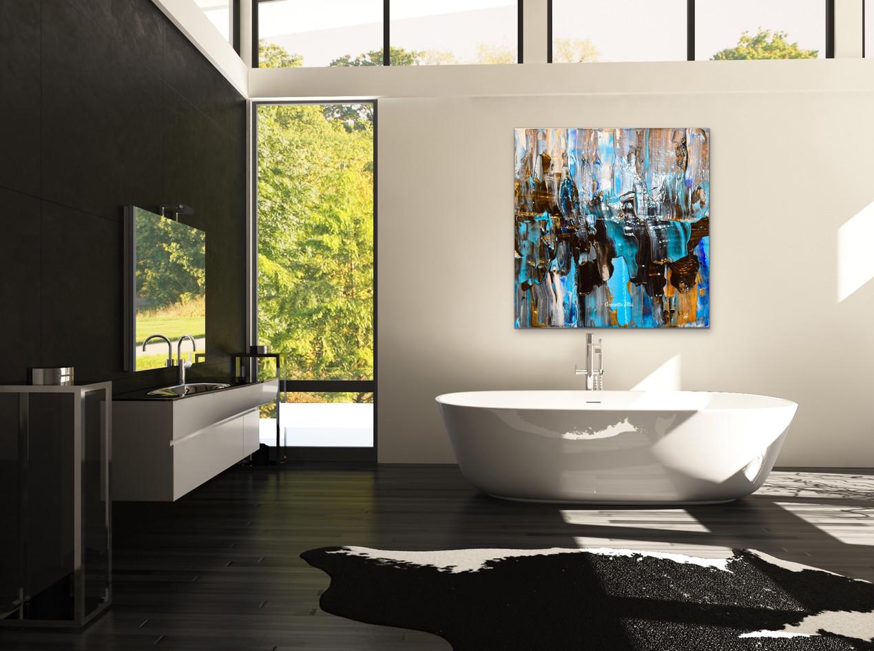 WATERFALL 2 PRINT By Concetta Ellis 30_