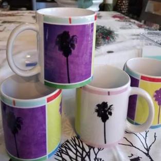 These mugs look awesome! Steve Fujikawa