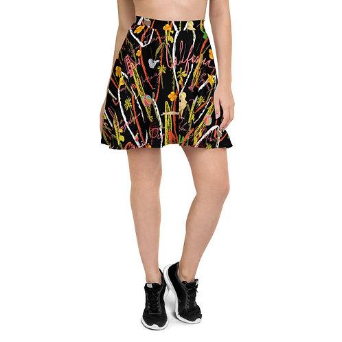 California Vintage Skater Skirt