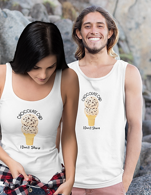 Ice Cream T-Shirts, Tank Tops And Tees.p