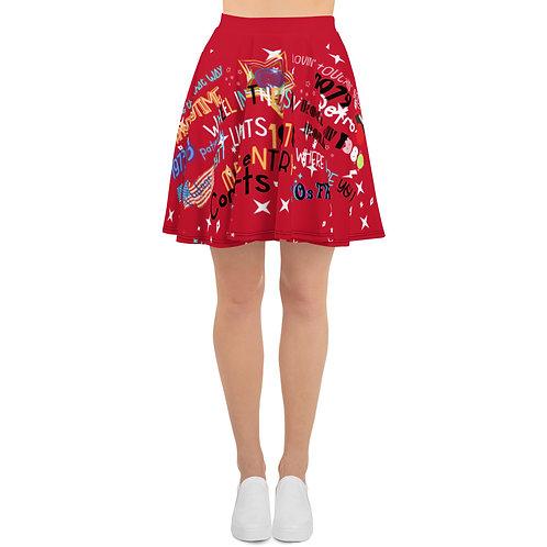 Skirt Vintage 70s 80s