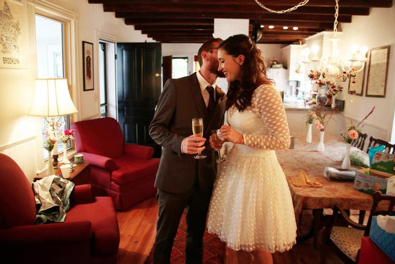 Andrew & Susannah