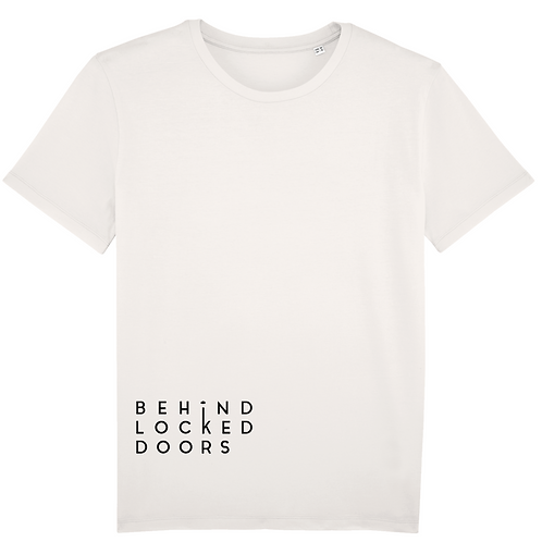 T-shirt - BLD - Blanc/Noir (Homme)