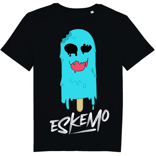 T-shirt - Eskemo Noir - Blue (Homme)