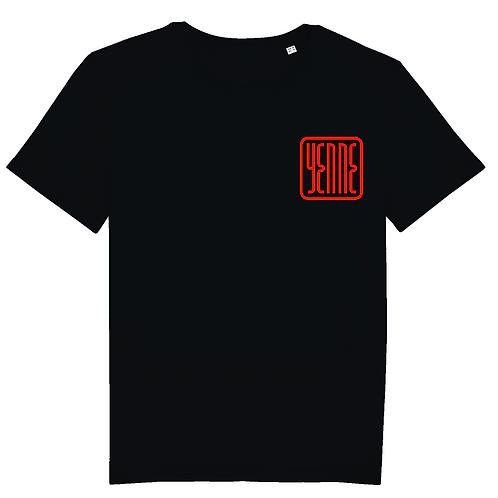 Yenne - T-shirts - Noir (Unisex)