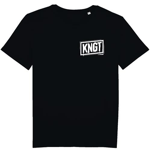 T-shirt - KNGT - Noir 2 (Unisex)